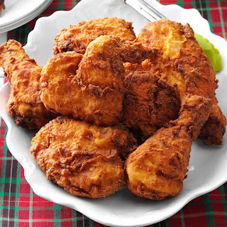 Real Southern Fried Chicken.