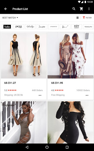 AliExpress screenshot 12