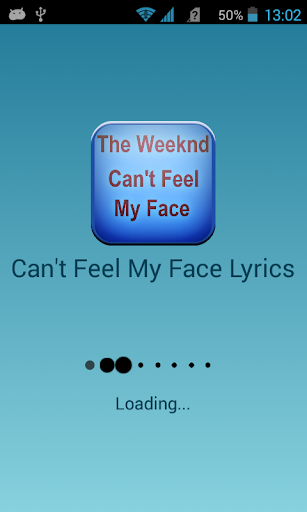Can't Feel My Face lyrics
