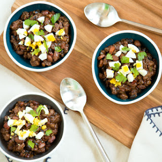 Magical Winter Bean-Lentil Chili