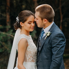 Wedding photographer Aleksey Denisov (chebskater). Photo of 18.11.2017