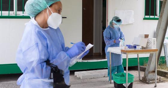 ¿Cuántos positivos hay en Almería? 16 pueblos suman 65 casos y Salud 'borra' 18