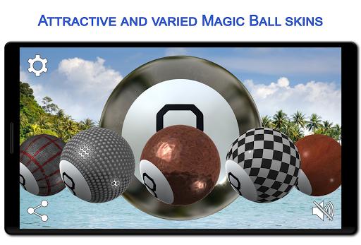 Magic 8 Ball 3D - Free, No Ads 1.0.526 screenshots 1