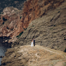 Wedding photographer Darya Parubec (DariaP). Photo of 27.07.2018