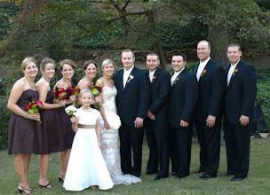 Photo: Rock Quarry Garden - Greenville, SC - 10/09   ~ www.Wedding Woman.net ~