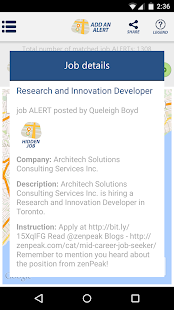 Career Hub- screenshot thumbnail