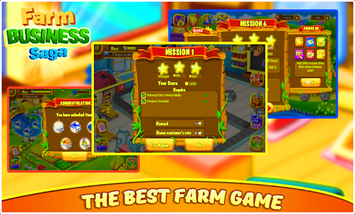 Download Farming Farm House Frenzy Market For PC Windows and Mac apk screenshot 1