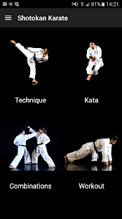 PocketPT - Shotokan Karate - náhled