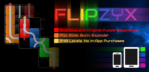 Flipzyx game for Android screenshot