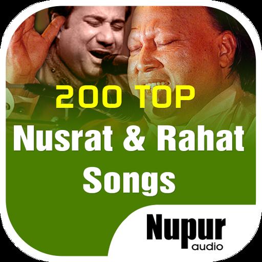200 Top Nusrat & Rahat Fateh Ali Khan Songs
