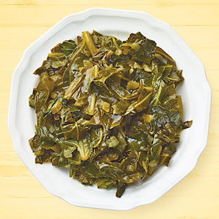Slow-Cooked Collard Greens.