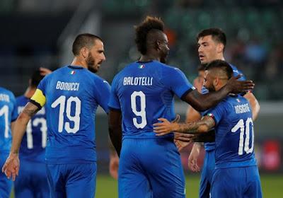 Mario Balotelli a été victime de racisme pour son retour en équipe nationale italienne