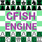 Cfish (Stockfish) Chess Engine (Not oex)