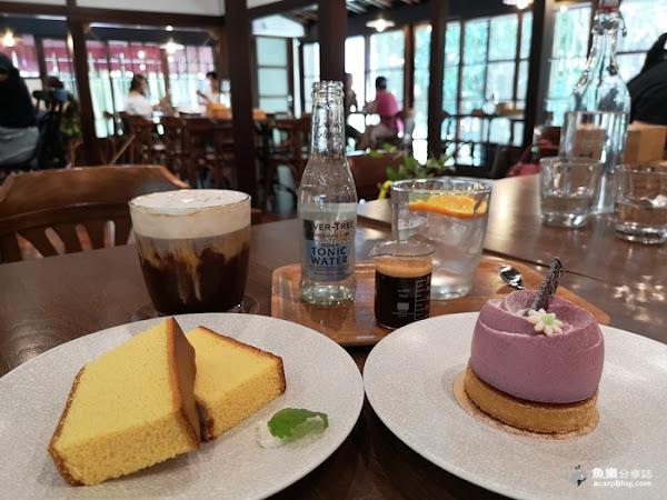 CAMA COFFEE ROASTERS 豆留森林|台版小嵐山|老屋改建咖啡館 竹林秘境