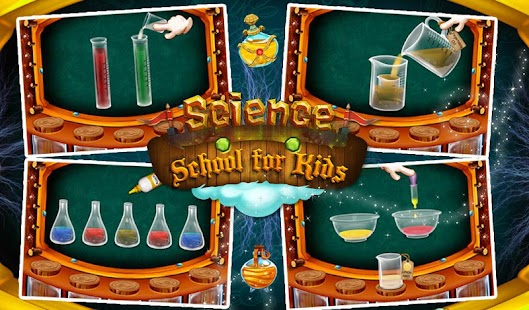 Science School For Kids- screenshot thumbnail
