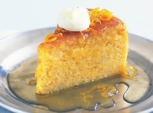 Orange Cake, Delicious! Recipe