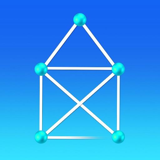 OneLine - One Touch Drawing Puzzle Game Icon