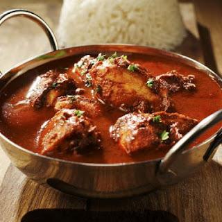 Classic Chicken Tikka Masala