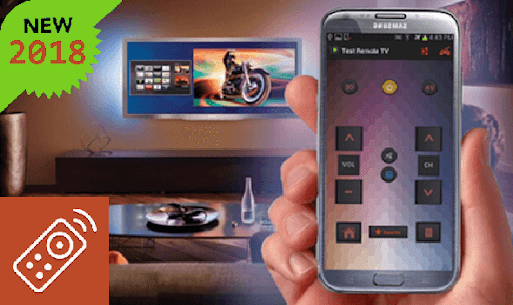 Tv Remote Control For All Tvs- IR Universal Remote 1.2.3 Mod APK Updated 2