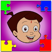 Bheem puzzle Game - Bali Movie‏