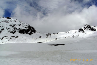 Photo: Schneebergscharte (2700 m)