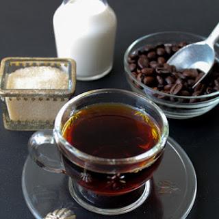 Chai Spiced Coffee.