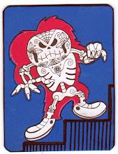Photo: Mail Art 365 Day 9 card 9b