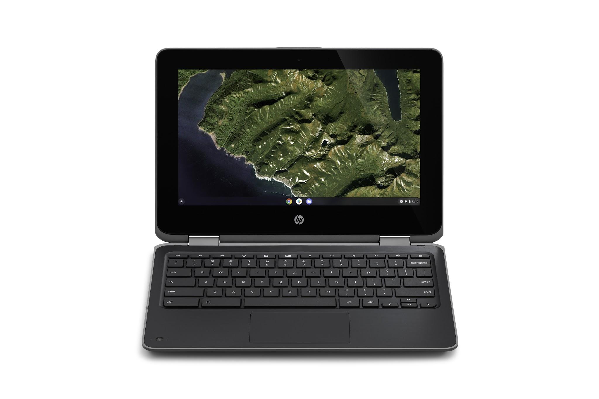 HP Chromebook x360 11 G2 EE - photo 2