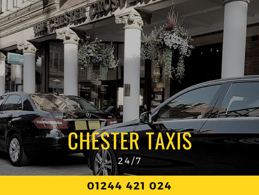 Chester Taxi Services on Google