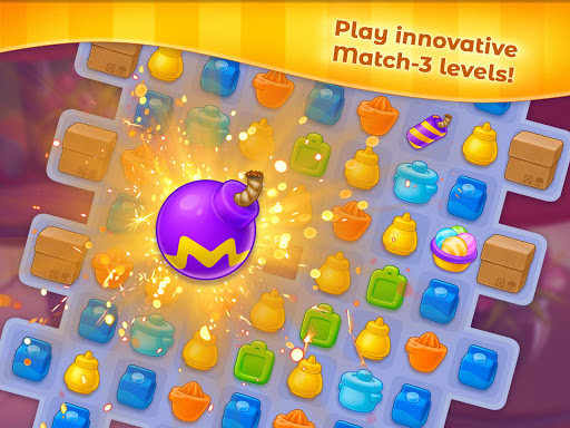Cooking Paradise - Puzzle Match-3 game 0.7.27 screenshots 17