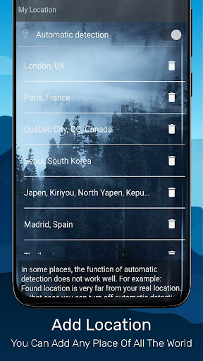 Live Weather Forecast - Accurate Weather 2020  screenshots 14