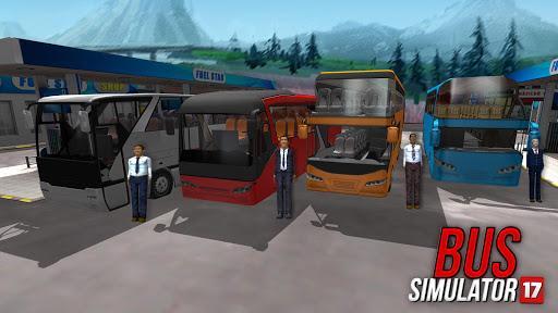 Bus Simulator 2017  screenshots 11
