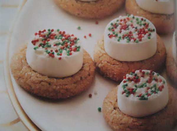 Norma's Marshmallow Peanut Butter Blossoms