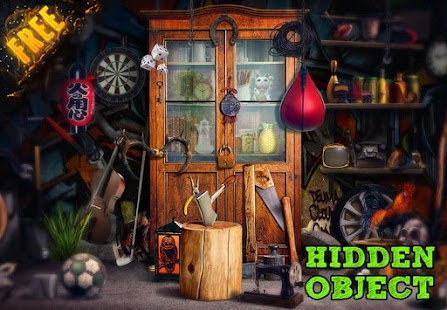 Hidden object - screenshot thumbnail