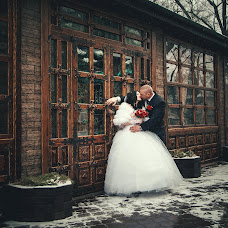 Wedding photographer Tatyana Yuschenko (tanyrf83). Photo of 11.04.2016