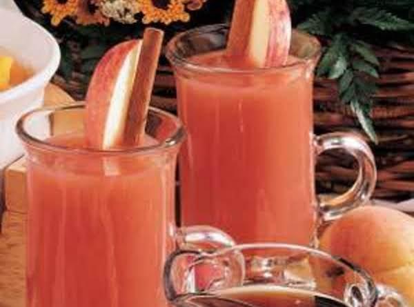 Rosy Citrus Warmup Recipe