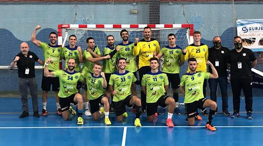 Segundo partido y segunda victoria para  CMB Bahía de Almería