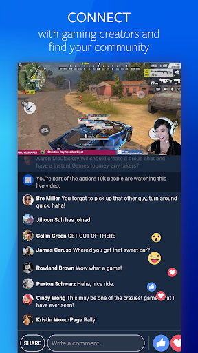 fb.gg: Watch, Share, Chat, and Play Games 20.0.0.23.2 screenshots 2