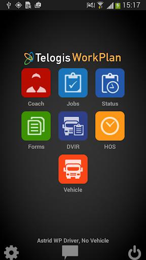 Telogis WorkPlan