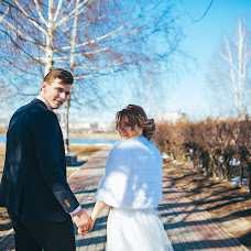 Wedding photographer Nikita Nikitin (nikitinn). Photo of 28.02.2018