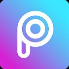 PicsArt Photo Studio: Criador de Colagem & Editor icon