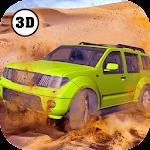 Desert Jeep Rally 2018 Icon