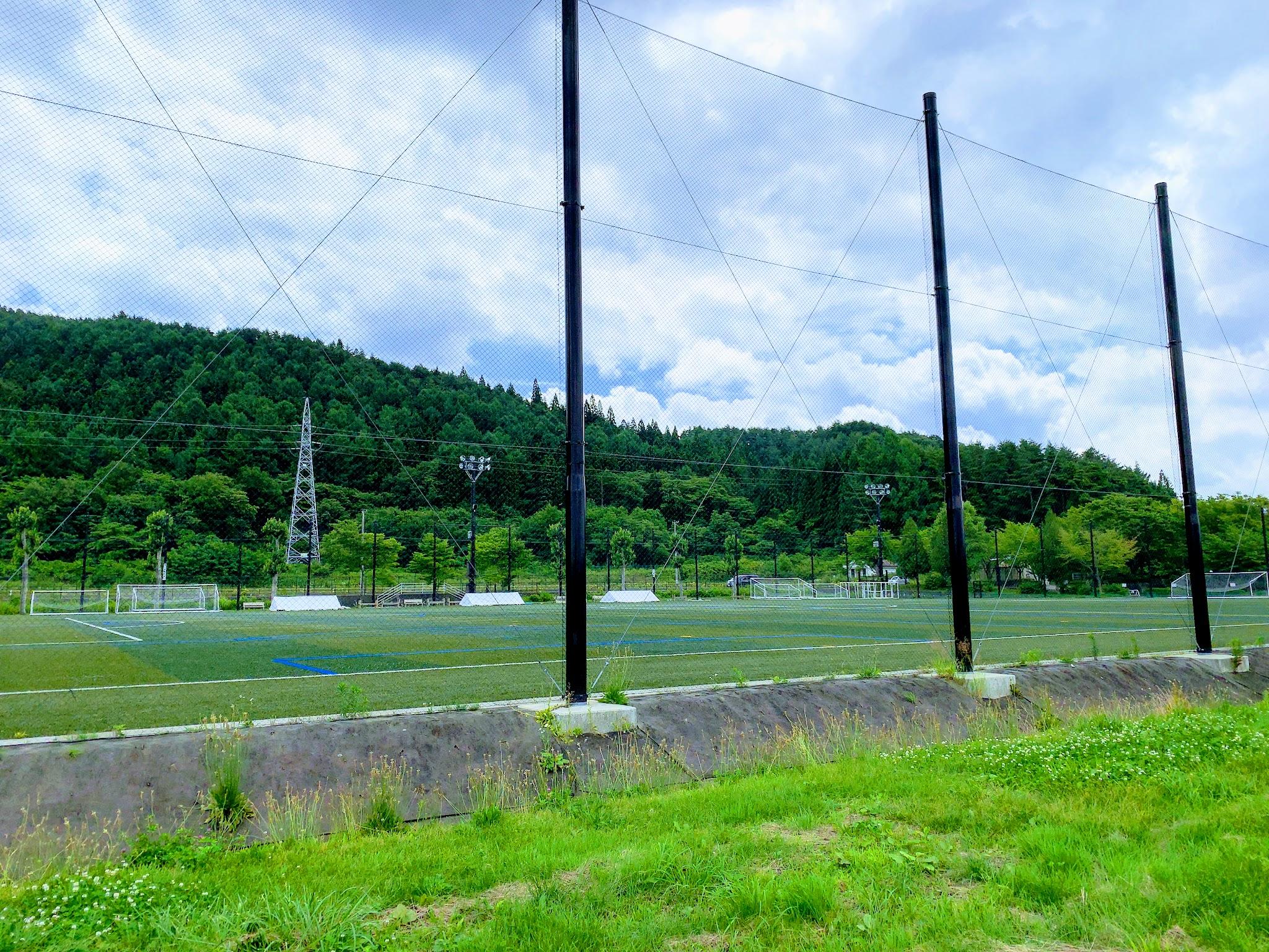 御所湖広域公園・つなぎ多目的運動場