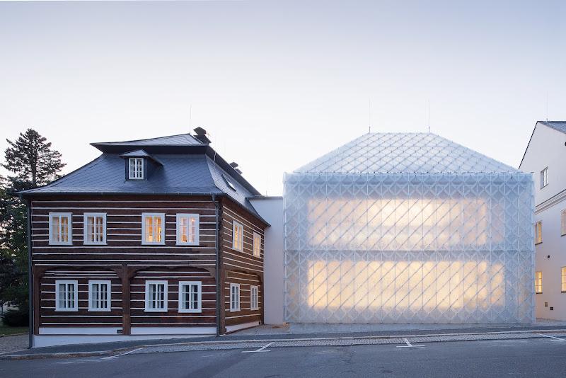 7x de mooiste moderne architectuur in Tsjechië