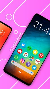 MIUI 10 Pixel - icon pack Screenshot