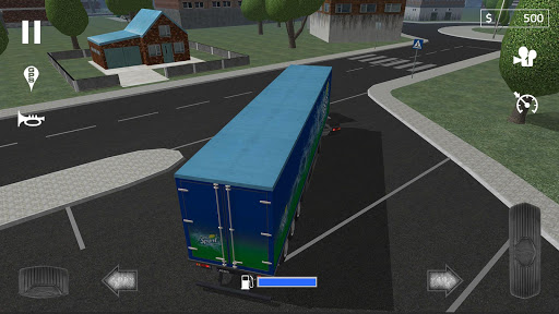 Cargo Transport Simulator 1.11 screenshots 5