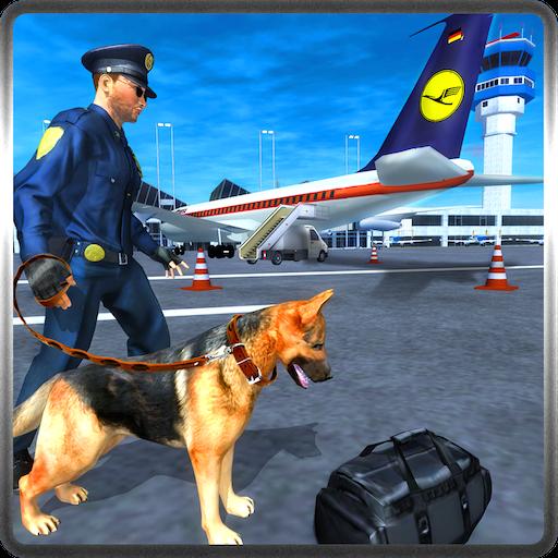 警犬機場保安3D 模擬 App LOGO-硬是要APP