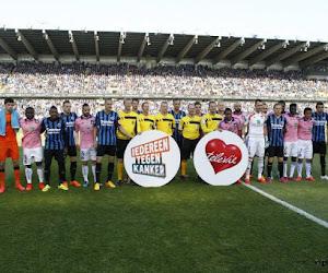 Les équipes de D1 ont participé à la lutte contre le cancer