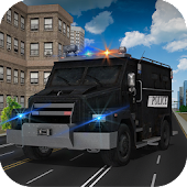 City Police Truck Simulator