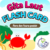 Gita Laut - Flash Card